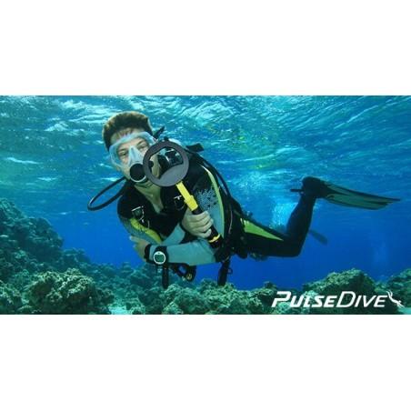 PulseDive 2-in-1 diving metal detector