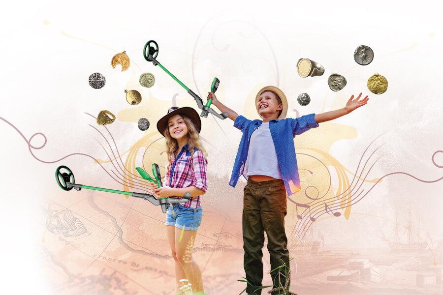 Nokta kids treasure detector